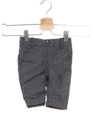 Dětské kalhoty  Fun Fun, Velikost 1-2m/ 50-56 cm, Barva Modrá, 63% bavlna, 34% polyester, 3% elastan, Cena  174,00Kč