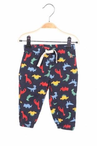 Детски панталон Gap, Размер 6-9m/ 68-74 см, Цвят Син, Памук, Цена 25,84лв.