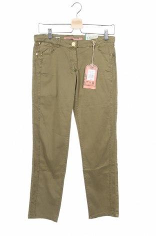 Παιδικό παντελόνι Million X, Μέγεθος 14-15y/ 168-170 εκ., Χρώμα Πράσινο, 98% βαμβάκι, 2% ελαστάνη, Τιμή 10,72€