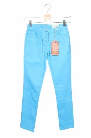Παιδικό παντελόνι Million X, Μέγεθος 10-11y/ 146-152 εκ., Χρώμα Μπλέ, 97% βαμβάκι, 3% ελαστάνη, Τιμή 11,55€