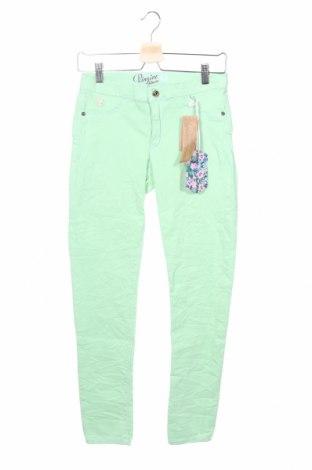 Παιδικό παντελόνι Vingino, Μέγεθος 15-18y/ 170-176 εκ., Χρώμα Πράσινο, 81% βαμβάκι, 17% πολυεστέρας, 2% ελαστάνη, Τιμή 21,34€