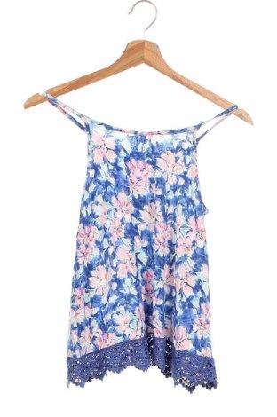 Μπλουζάκι αμάνικο παιδικό H&M, Μέγεθος 12-13y/ 158-164 εκ., Χρώμα Πολύχρωμο, Βισκόζη, Τιμή 6,36€