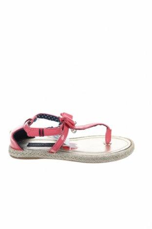 Παιδικά σανδάλια Tommy Hilfiger, Μέγεθος 27, Χρώμα Ρόζ , Δερματίνη, Τιμή 10,64€