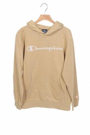 Παιδικό φούτερ Champion, Μέγεθος 10-11y/ 146-152 εκ., Χρώμα Καφέ, 60% βαμβάκι, 40% πολυεστέρας, Τιμή 15,54€