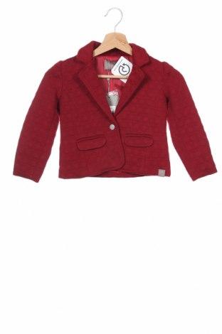 Παιδικό σακάκι Creamie, Μέγεθος 3-4y/ 104-110 εκ., Χρώμα Κόκκινο, 95% πολυεστέρας, 5% ελαστάνη, Τιμή 16,08€