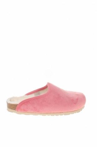 Домашни пантофи Sommers, Размер 37, Цвят Розов, Текстил, Цена 66,75лв.