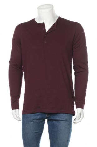Мъжка блуза Bershka, Размер L, Цвят Лилав, 65% полиестер, 35% памук, Цена 19,95лв.