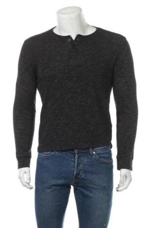 Мъжка блуза Clockhouse, Размер S, Цвят Черен, Памук, Цена 19,95лв.