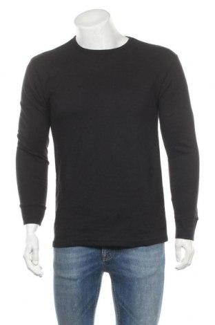 Мъжка блуза U.S. Polo Assn., Размер L, Цвят Черен, 60% памук, 40% полиестер, Цена 30,87лв.