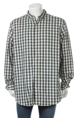 Мъжка риза Banana Republic, Размер XXL, Цвят Зелен, Памук, Цена 50,40лв.