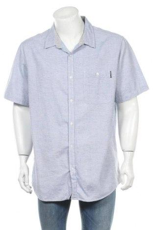 Ανδρικό πουκάμισο Billabong, Μέγεθος XXL, Χρώμα Μπλέ, Βαμβάκι, Τιμή 9,94€