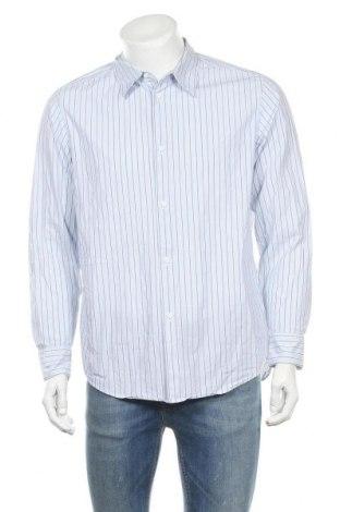 Мъжка риза COS, Размер S, Цвят Многоцветен, Памук, Цена 26,40лв.