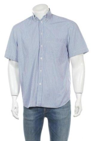 Ανδρικό πουκάμισο Cacharel, Μέγεθος S, Χρώμα Μπλέ, Βαμβάκι, Τιμή 18,41€