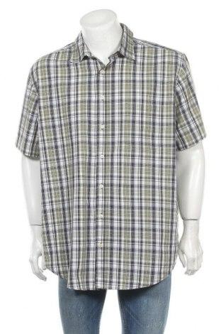 Ανδρικό πουκάμισο Cherokee, Μέγεθος XXL, Χρώμα Πολύχρωμο, 55% βαμβάκι, 45% πολυεστέρας, Τιμή 9,35€