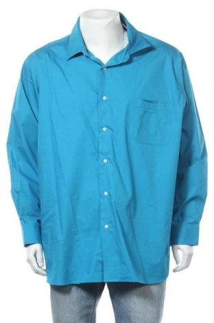 Ανδρικό πουκάμισο Croft & Barrow, Μέγεθος XXL, Χρώμα Μπλέ, 60% βαμβάκι, 40% πολυεστέρας, Τιμή 9,38€