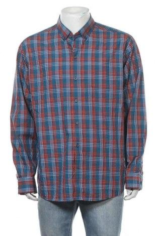 Мъжка риза Cutter & Buck, Размер XL, Цвят Многоцветен, Памук, Цена 28,56лв.