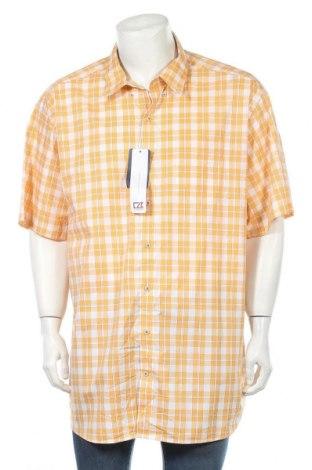 Мъжка риза Cutter & Buck, Размер XXL, Цвят Многоцветен, Памук, Цена 24,99лв.
