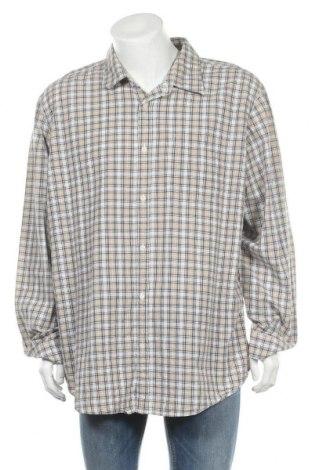 Мъжка риза Eddie Bauer, Размер XXL, Цвят Бежов, Памук, Цена 17,85лв.