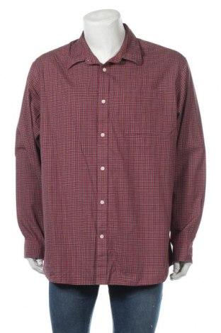 Мъжка риза Eddie Bauer, Размер XXL, Цвят Многоцветен, Памук, Цена 16,07лв.