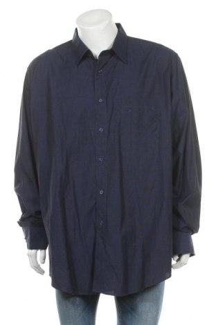 Мъжка риза Fusion, Размер XXL, Цвят Син, Памук, Цена 5,51лв.