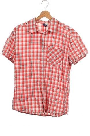 Ανδρικό πουκάμισο H&M Divided, Μέγεθος S, Χρώμα Πολύχρωμο, Βαμβάκι, Τιμή 2,76€
