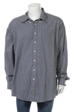 Мъжка риза L.L. Bean, Размер XXL, Цвят Син, Памук, Цена 4,99лв.