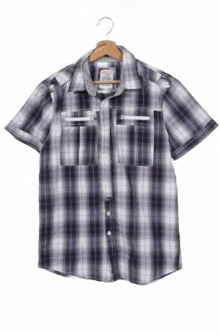 Мъжка риза Enos, Размер M, Цвят Многоцветен, Памук, Цена 14,96лв.