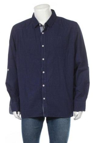 Мъжка риза Lee Cooper, Размер XXL, Цвят Син, Памук, Цена 20,79лв.