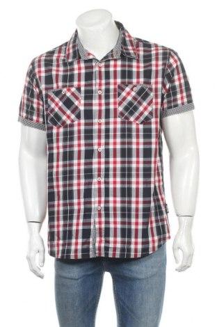 Мъжка риза Lee Cooper, Размер L, Цвят Многоцветен, 55% памук, 45% полиестер, Цена 17,00лв.
