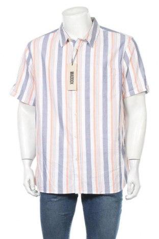 Мъжка риза Maddox, Размер XXL, Цвят Многоцветен, Памук, Цена 60,48лв.