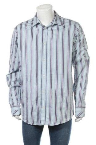 Мъжка риза Mexx, Размер XXL, Цвят Син, Памук, Цена 17,01лв.