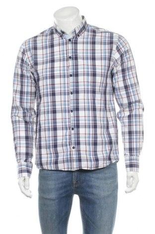 Мъжка риза Minimum, Размер L, Цвят Многоцветен, Памук, Цена 24,48лв.