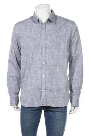 Мъжка риза Minimum, Размер XL, Цвят Сив, Памук, Цена 45,82лв.