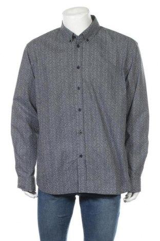 Мъжка риза Minimum, Размер XXL, Цвят Сив, Памук, Цена 51,62лв.