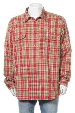 Мъжка риза Odlo, Размер XXL, Цвят Многоцветен, Полиестер, Цена 17,01лв.