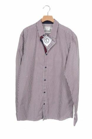 Мъжка риза Premium By Jack & Jones, Размер M, Цвят Бял, Памук, Цена 10,92лв.