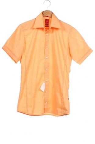 Мъжка риза Pure H.Tico, Размер XS, Цвят Оранжев, Памук, Цена 11,00лв.