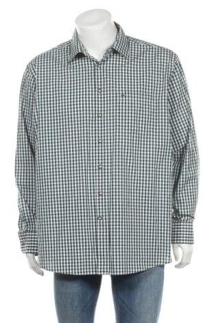 Мъжка риза Seidensticker, Размер XL, Цвят Зелен, Памук, Цена 6,98лв.