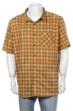 Ανδρικό πουκάμισο ZeroXposur, Μέγεθος XXL, Χρώμα Κίτρινο, 96% πολυεστέρας, 4% ελαστάνη, Τιμή 8,18€