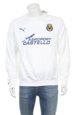 Ανδρική αθλητική μπλούζα PUMA, Μέγεθος M, Χρώμα Λευκό, Πολυεστέρας, Τιμή 21,35€
