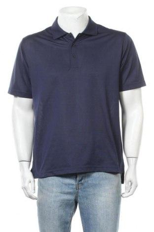 Ανδρικό t-shirt Adidas, Μέγεθος M, Χρώμα Μπλέ, Πολυεστέρας, Τιμή 12,34€