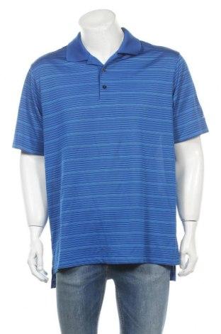 Ανδρικό t-shirt Adidas, Μέγεθος L, Χρώμα Μπλέ, Πολυεστέρας, Τιμή 11,69€