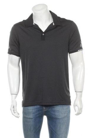 Ανδρικό t-shirt Adidas, Μέγεθος M, Χρώμα Μαύρο, Πολυεστέρας, Τιμή 14,55€