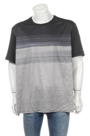 Ανδρικό t-shirt Athletic Works, Μέγεθος XXL, Χρώμα Μαύρο, Πολυεστέρας, Τιμή 8,18€