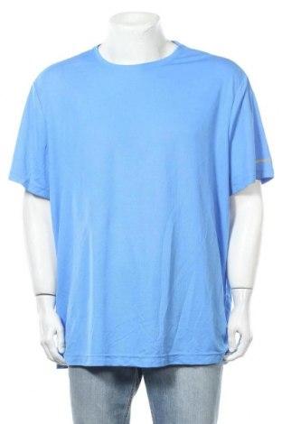 Ανδρικό t-shirt Athletic Works, Μέγεθος 3XL, Χρώμα Μπλέ, Πολυεστέρας, Τιμή 9,94€