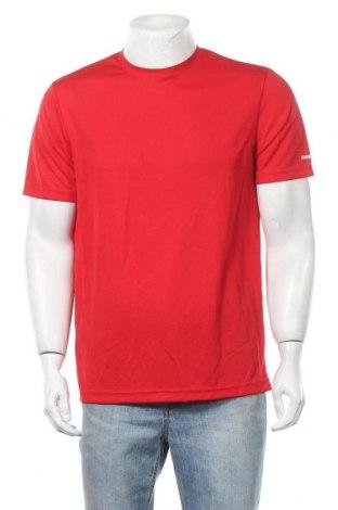 Ανδρικό t-shirt Athletic Works, Μέγεθος M, Χρώμα Κόκκινο, Πολυεστέρας, Τιμή 9,35€