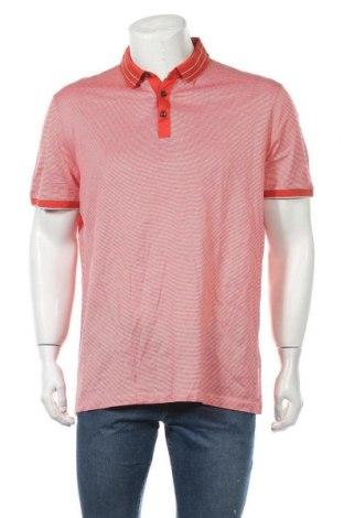 Ανδρικό t-shirt Boss, Μέγεθος XXL, Χρώμα Πορτοκαλί, Βαμβάκι, Τιμή 27,28€