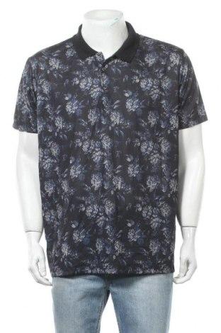 Мъжка тениска Burton of London, Размер XXL, Цвят Многоцветен, Полиестер, Цена 15,96лв.