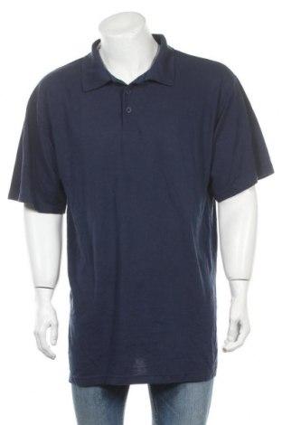 Мъжка тениска Canyon, Размер XXL, Цвят Син, 65% полиестер, 35% памук, Цена 11,03лв.