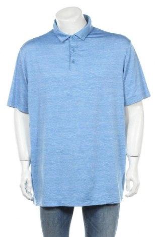 Ανδρικό t-shirt Champion, Μέγεθος XXL, Χρώμα Μπλέ, 90% πολυεστέρας, 10% ελαστάνη, Τιμή 5,20€